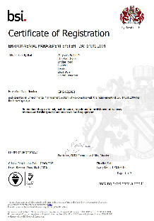 ISO 14001 - Leeds Site
