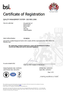 ISO 9001: 2015 - Company Wide