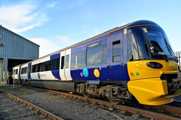 Class 333 train Chrysalis Rail